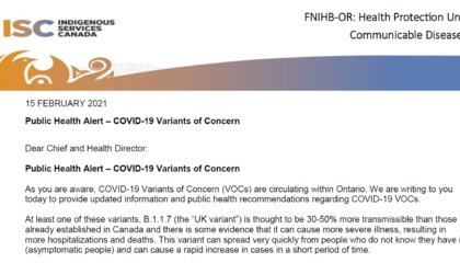 Covid-19 Variants